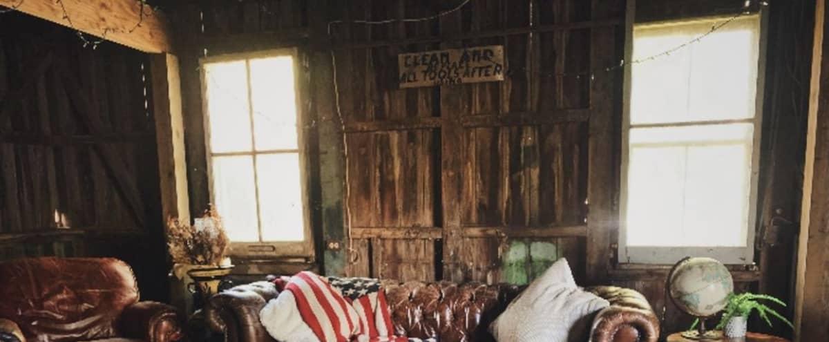 1880 Rustic yet contemporary, original post and beam barn. in Oceanport Hero Image in undefined, Oceanport, NJ