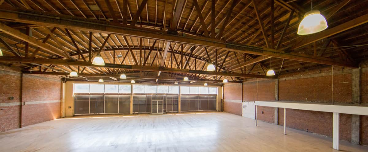 DTLA Creative Industrial Bi-Level Loft in Los Angeles Hero Image in South Los Angeles, Los Angeles, CA