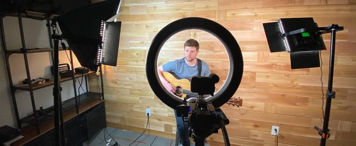 Video & Audio Media Recording Studio in Magnolia Hero Image in undefined, Magnolia, TX