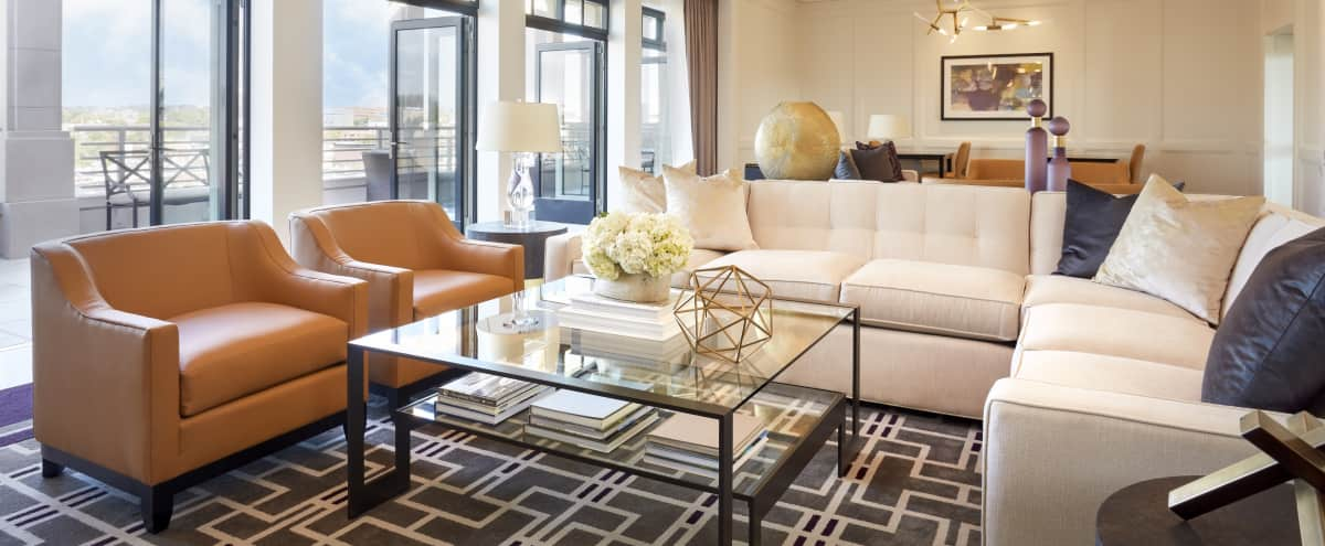Luxury Property In Historical/Urban District with Breathtaking Rooftop Views in Washington Hero Image in Northwest Washington, Washington, DC