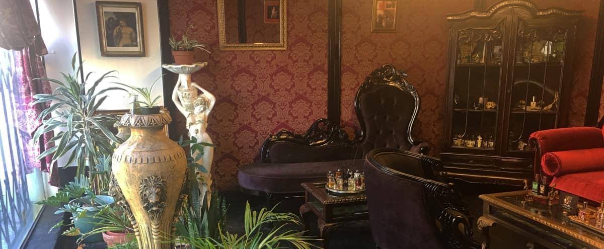 Hollywood Perfume Parlor With Vintage Victorian Decor In Los Angeles Hero Image Central La