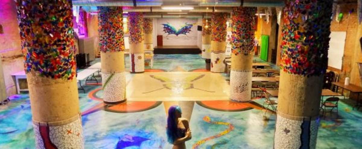Unique Underground Immersive Creative Space in Dallas Hero Image in Cedars, Dallas, TX
