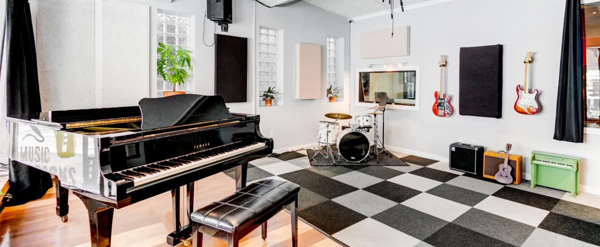 Charming Music Studio in the Heart of Towson in Towson Hero Image in undefined, Towson, MD