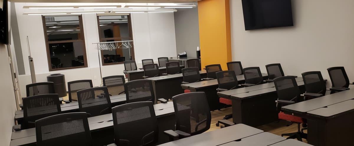 Seminar Room C in New York Hero Image in Midtown Manhattan, New York, NY