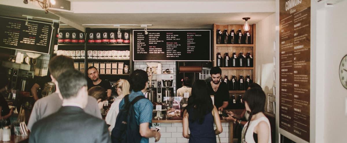 Cafe & Wine Bar in New York Hero Image in Midtown, New York, NY