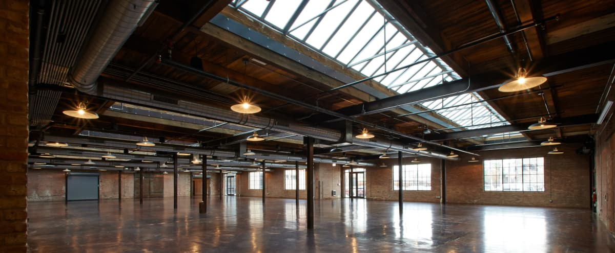 Industrial Chic Event Space - 30,000 sq ft! in Chicago Hero Image in West Loop, Chicago, IL