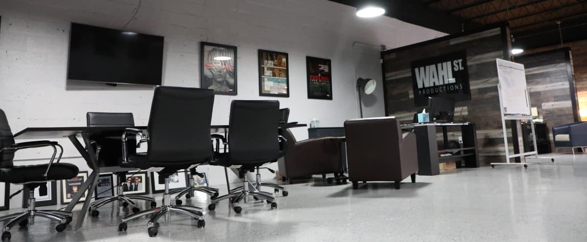 Downtown Meeting Room in Spacious Production Studio in Fort Lauderdale Hero Image in Progresso Village, Fort Lauderdale, FL