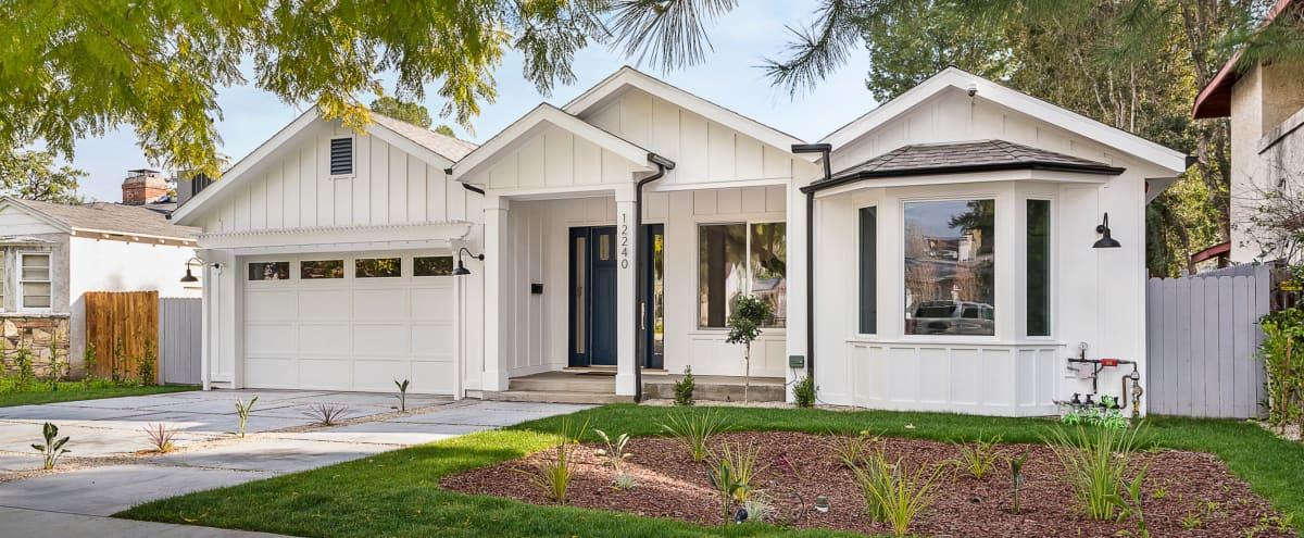 New Construction - Single Story - Cape Cod Home in Valley Village Hero Image in Valley Village, Valley Village, CA