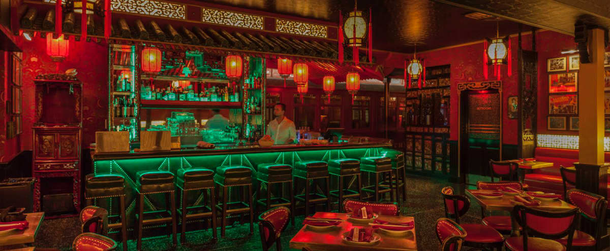 Historic Hollywood Chinese Asian Formosa Restaurant in West Hollywood Hero Image in Central LA, West Hollywood, CA
