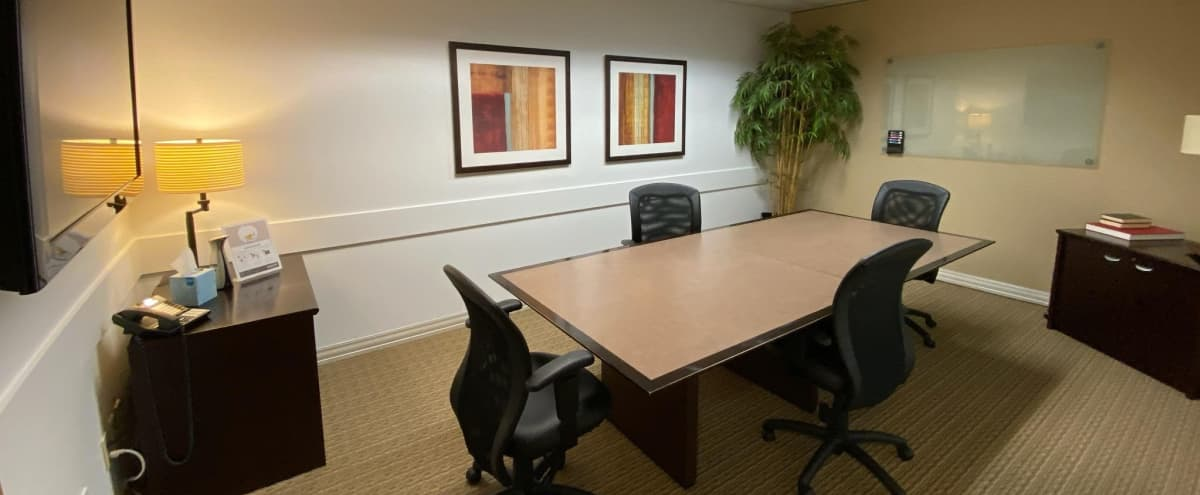 4-Seated Conference Room in Bellevue in Bellevue Hero Image in Lake Hills, Bellevue, WA