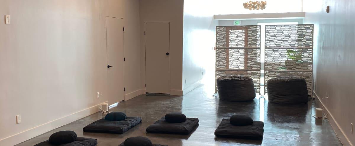 Modern Yoga/Meditation/Workshop Space in South Berkeley in Berkeley Hero Image in South Berkeley, Berkeley, CA