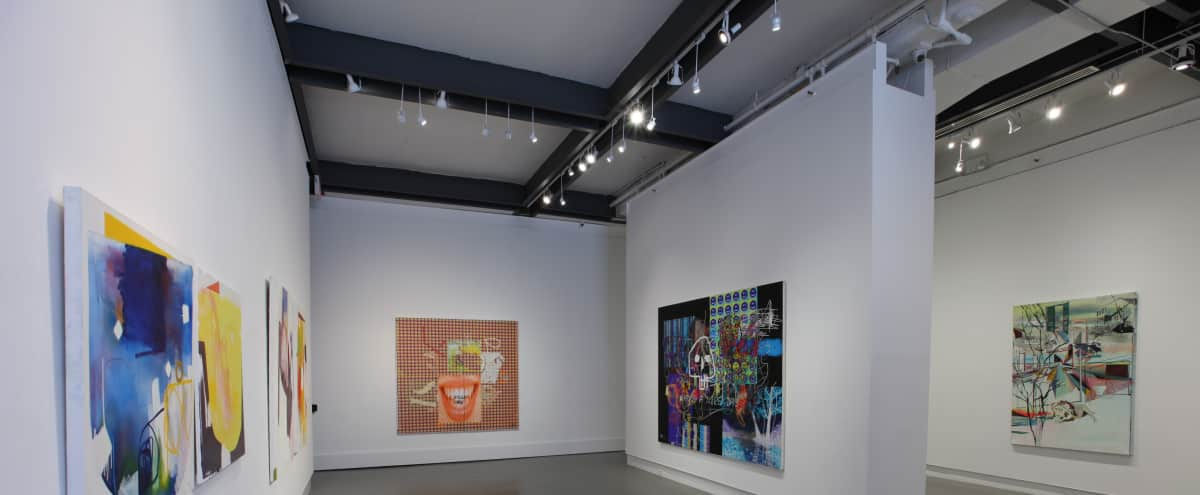 Bring Your Story to Life through this Exquisite Gallery Space in Chelsea's Art District in New York Hero Image in Midtown, New York, NY