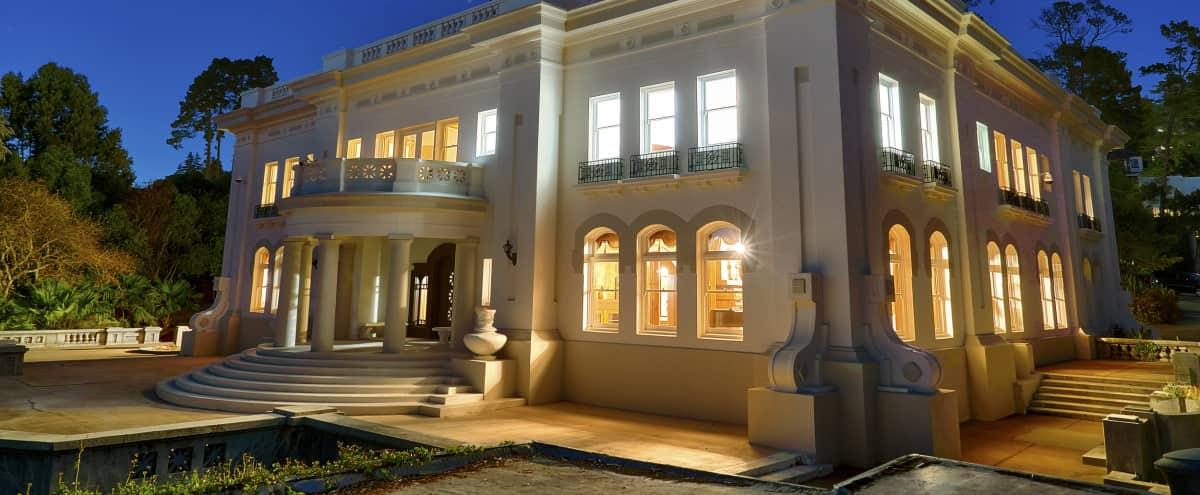 Huge historic Mansion in the Berkeley Hills in Berkeley Hero Image in Berkeley Hills, Berkeley, CA