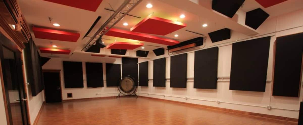 Multi Functional Music Studio Ideal for your Next Event in Chicago Hero Image in Irving Park, Chicago, IL