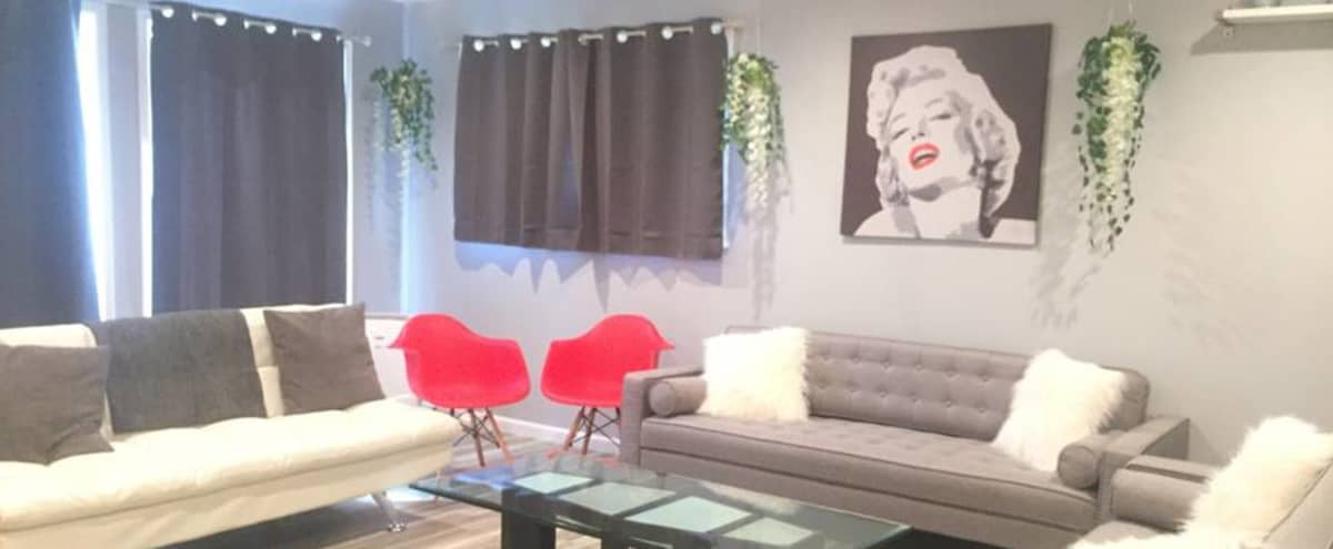 Modern 3br/2ba Hollywood Home Near Everything W/ Parking! in Hollywood Hero Image in Melrose, Hollywood, CA