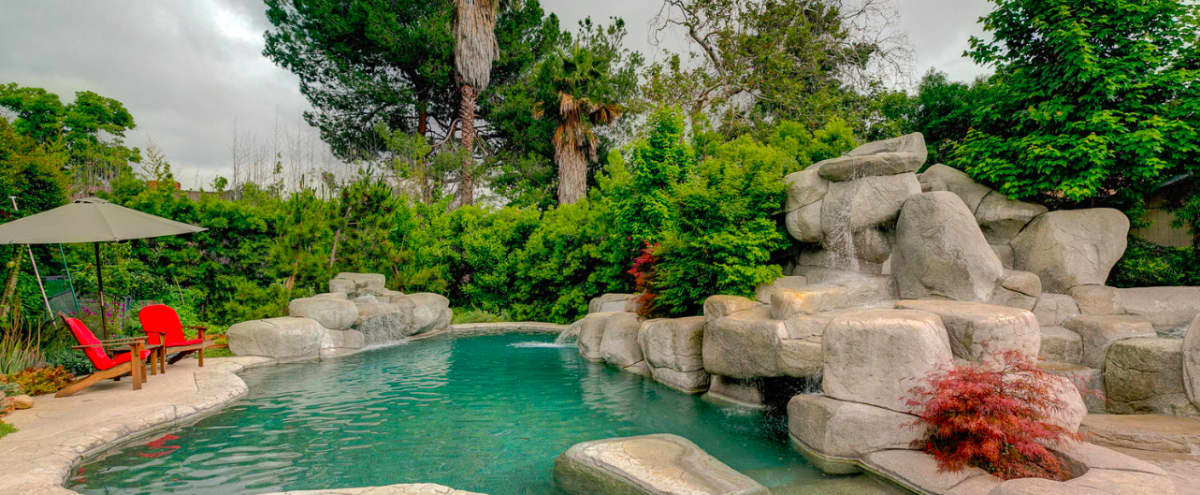 Amazing House with Pool and Lush Garden in South Pasadena Hero Image in undefined, South Pasadena, CA