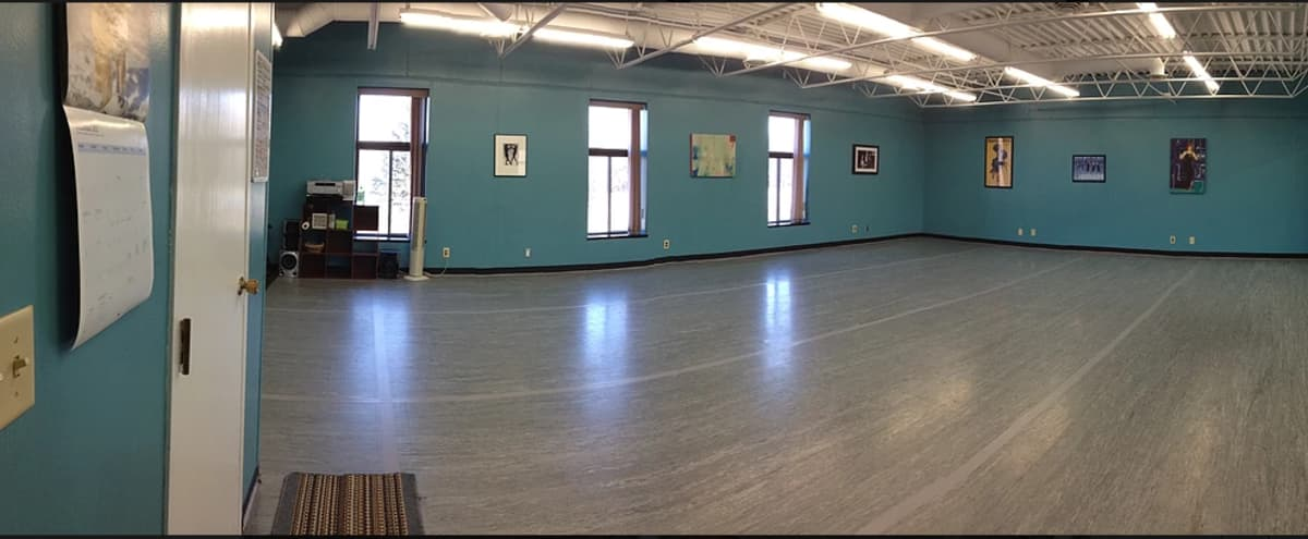 Calming Dance Studio with Sprung Marley Dance Floor in South ​Edina Hero Image in Golden Triangle, South ​Edina, MN