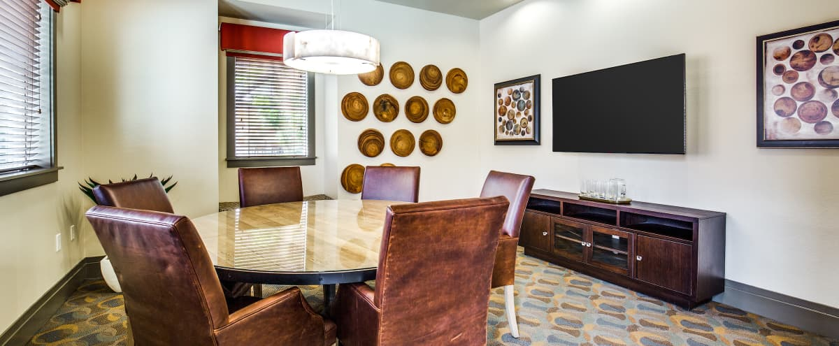 Spacious Executive Conference Room in the Barton Creek Greenbelt in Austin Hero Image in Barton Hills, Austin, TX
