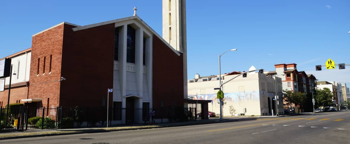 Church Space Open for Filming in Los Angeles Hero Image in South Los Angeles, Los Angeles, CA