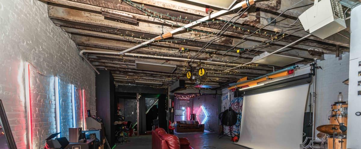 Creative Neon Studio Space (Photoshoots, Music videos, ect ) in Philadelphia Hero Image in East Passyunk Crossing, Philadelphia, PA