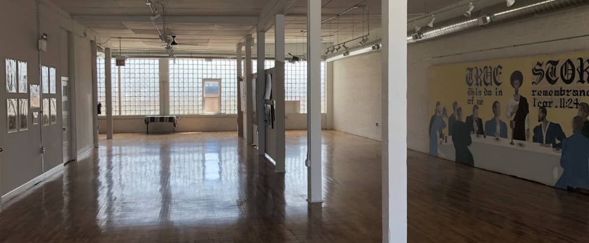 Flexible Industrial Creative Space in East Garfield Park | Second Floor in Chicago Hero Image in Garfield Park, Chicago, IL