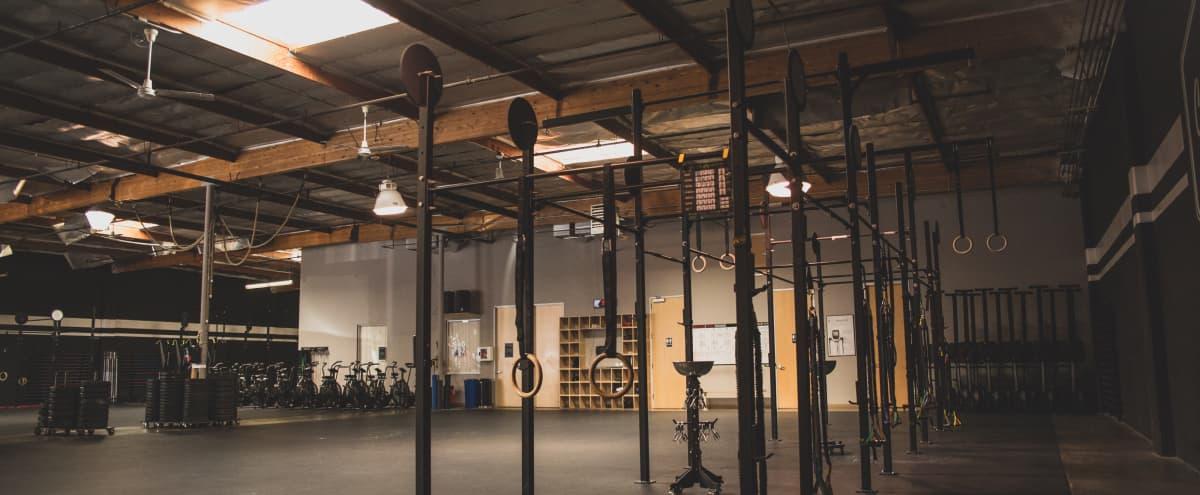 Clean CrossFit Gym, 10,000sf, Industrial Building in Tustin Hero Image in undefined, Tustin, CA