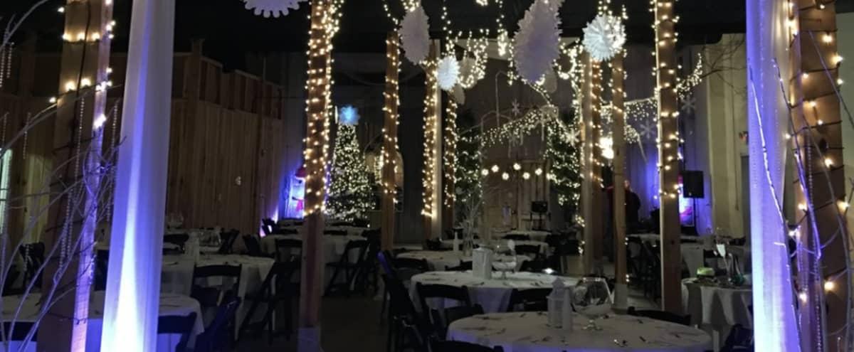 Rural, Rustic Wood Ballroom with Bar in Gallatin Hero Image in undefined, Gallatin, TN