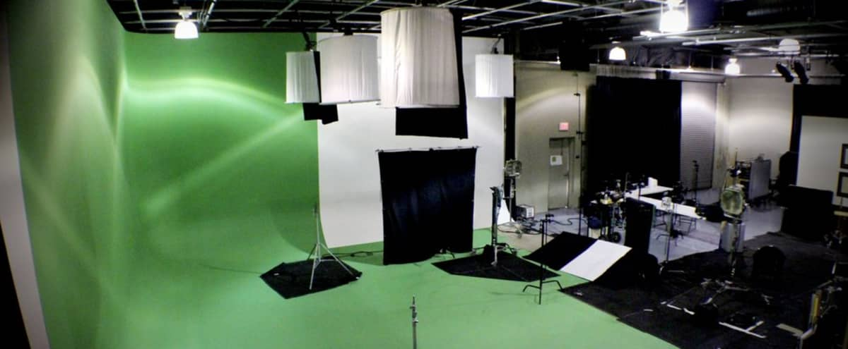 State of the Art Production Facility | 3,000 SQ FT Sound Stage in Rocklin Hero Image in undefined, Rocklin, CA