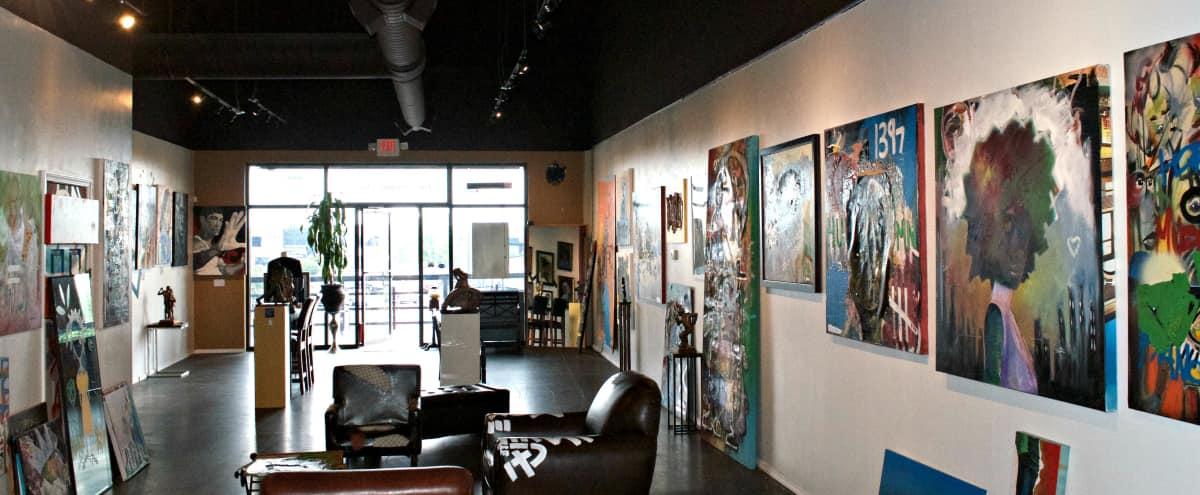 Colorful Versatile Sandy Springs Art Gallery in Atlanta Hero Image in undefined, Atlanta, GA