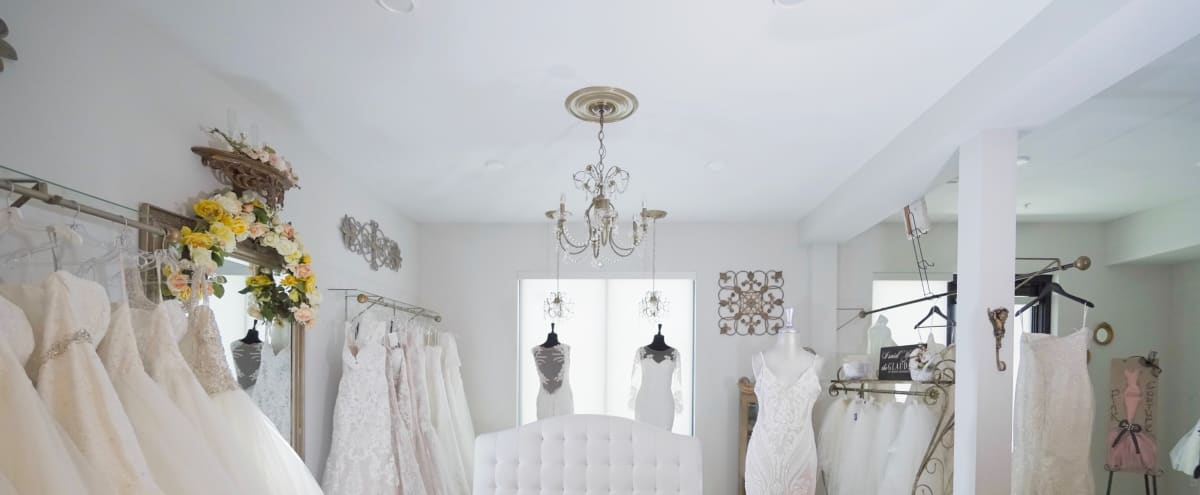 Stunning Bridal Boutique with Roof Top Access in Brea Hero Image in undefined, Brea, CA