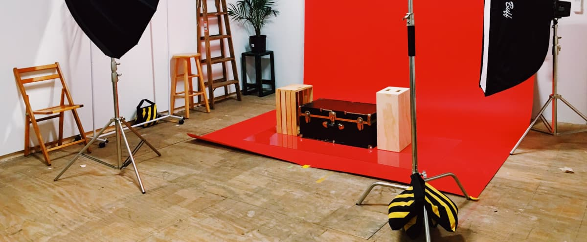 Creative Studio Space | Photo Studio Located in Fishtown in Philadelphia Hero Image in Olde Richmond, Philadelphia, PA