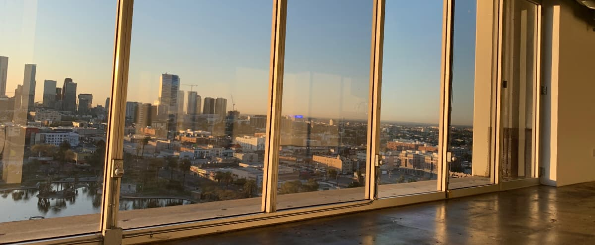 Penthouse Loft with Downtown Skyline View in Los Angeles Hero Image in Westlake, Los Angeles, CA