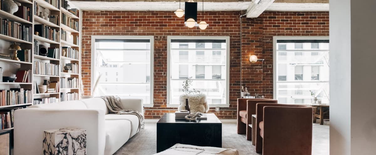 Professionally Designed Light Filled Downtown Loft in los angeles Hero Image in Central LA, los angeles, CA
