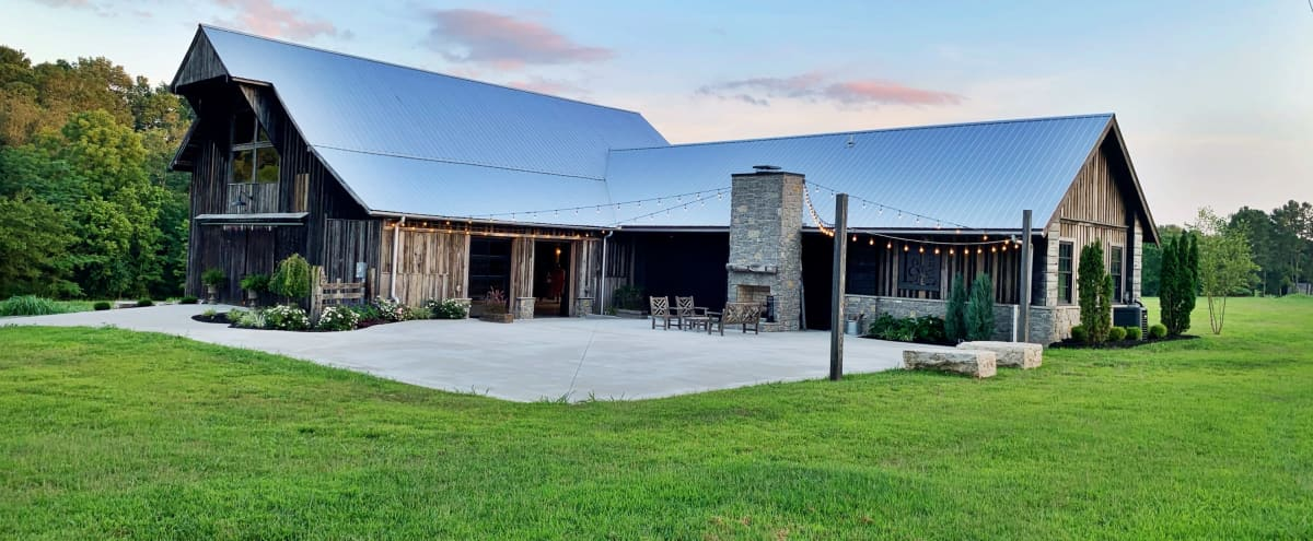 Unique Farm Venue with Multiple Barns and 62 Acres in Cedar Hill Hero Image in undefined, Cedar Hill, TN
