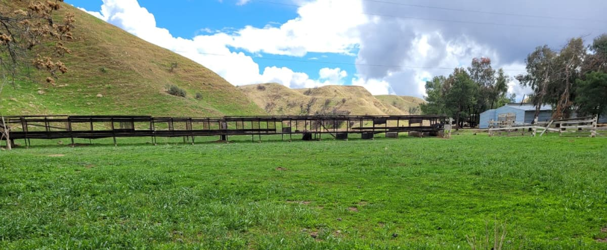 50 acres Land @ Ranch with Barns in Redlands Hero Image in undefined, Redlands, CA