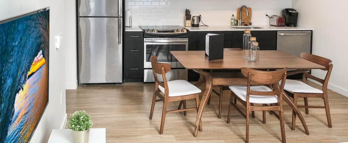 Large Urban Two Bedroom Collaboration Space in Seattle Hero Image in Queen Anne, Seattle, WA