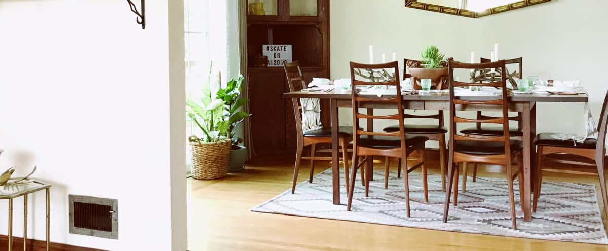 Spanish Light Filled Charmer with Bohemian & Mid Century Accents in Vallejo Hero Image in undefined, Vallejo, CA