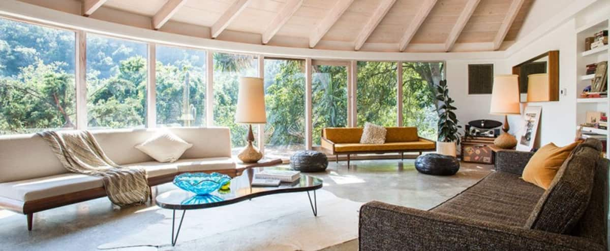 Mid-Century Haven for Creatives in Beverly Hills Hero Image in Beverly Hills, Beverly Hills, CA