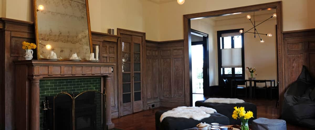 Modern Tuscan Historical Home with stunning views. in Rockaway Beach Hero Image in Rockaway Park, Rockaway Beach, NY