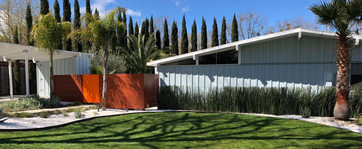 Modern House, Modern Landscape, Mood Inspiring in Walnut Creek Hero Image in undefined, Walnut Creek, CA