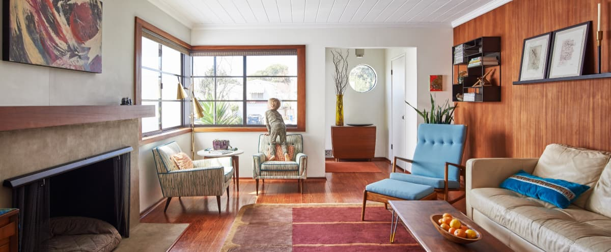 Mid-Century Modern Home with Backyard and Design Studio in Alameda Hero Image in undefined, Alameda, CA