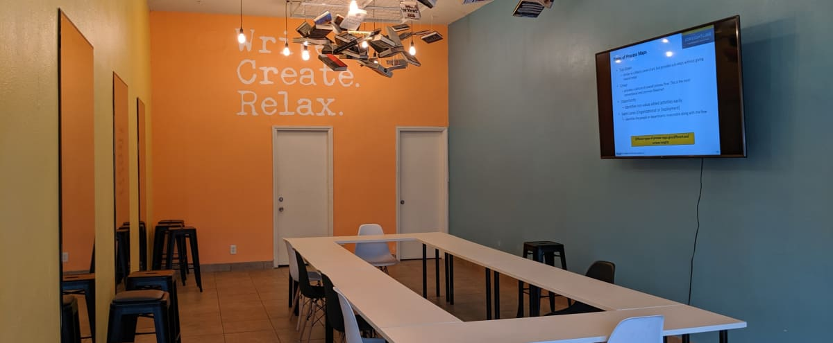 South LA's first Ideation Lab. Perfect creative space for retreats, planning meetings, talks, and events. in Los Angeles Hero Image in View Park, Los Angeles, CA