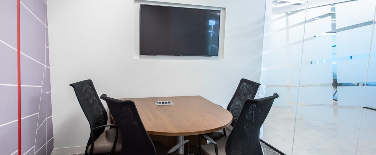 Modern Private Meeting Room for 4 in Dallas Hero Image in Far North Dallas, Dallas, TX