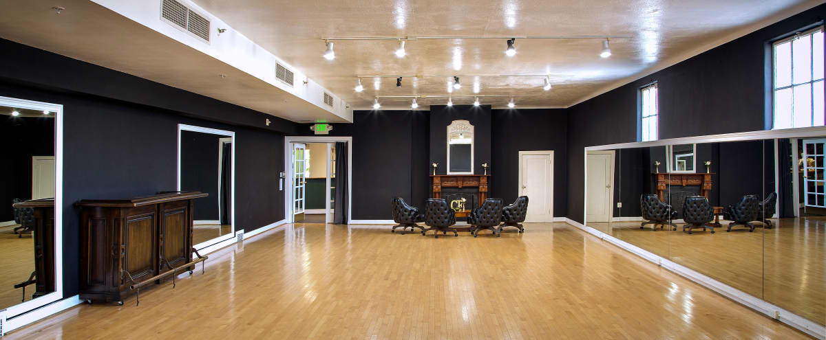 Large Studio with Elegant Charm and Smaller Studio in Fullerton Hero Image in undefined, Fullerton, CA