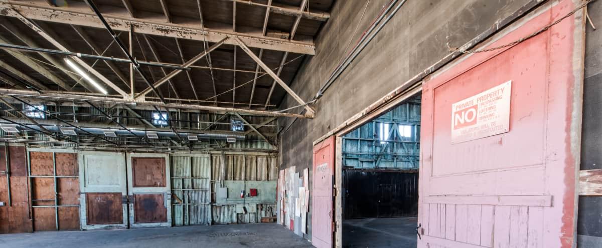 RAW Stage Creative Warehouse Studio in Los Angeles Hero Image in South Los Angeles, Los Angeles, CA