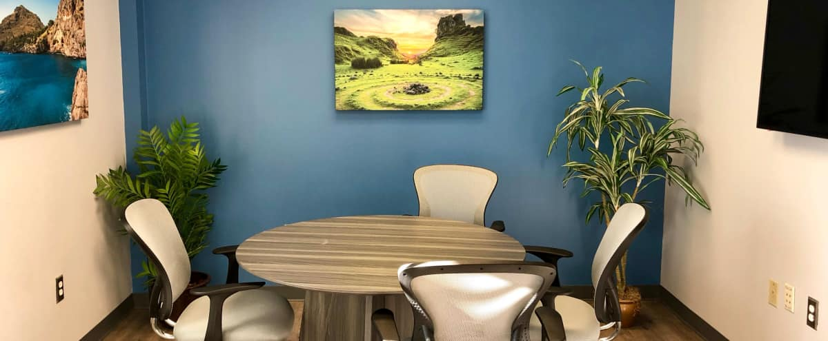 Quiet 4-Person Meeting Room in North Andover in North Andover Hero Image in undefined, North Andover, MA