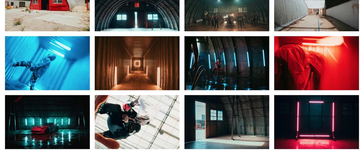 Industrial Hangar & Warehouse | The Barracks in Los Angeles Hero Image in Boyle Heights, Los Angeles, CA