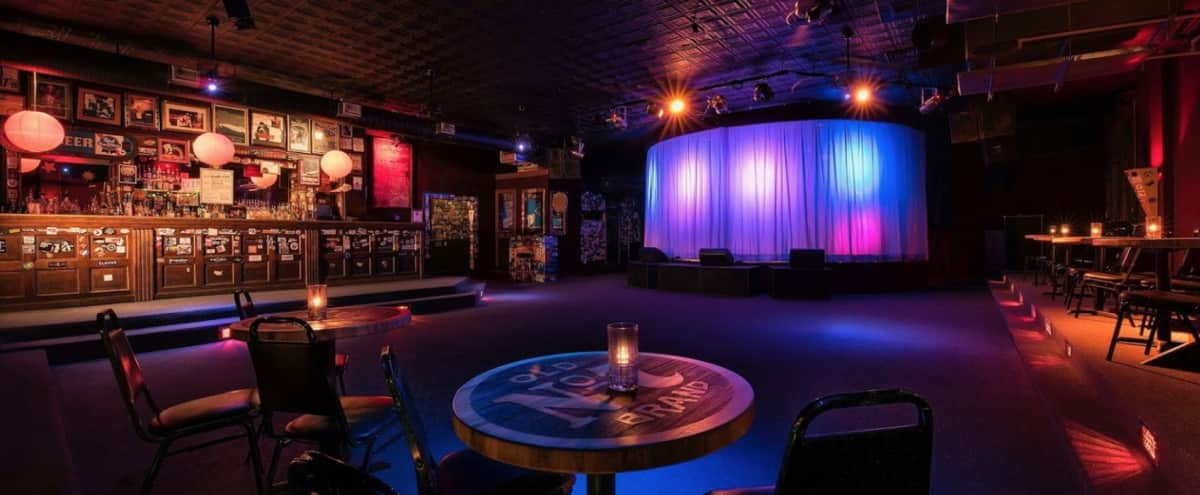 Historic Urban Music & Event Venue in Atlanta Hero Image in Piedmont Heights, Atlanta, GA