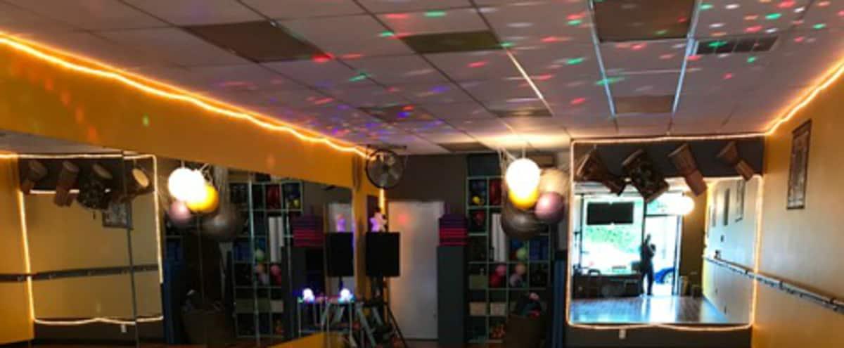 Dance & Fitness Studio | Great for Workshops! in Seattle Hero Image in Wallingford, Seattle, WA