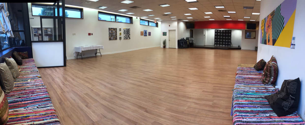 Multipurpose Creative Open Space in Community Center in Stoughton Hero Image in undefined, Stoughton, MA